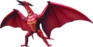Godzilla S.H.MonsterArts - Fire Rodan Action Figure