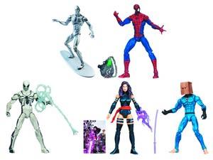 Marvel Universe Action Figure Assortment Case 201202