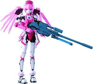 Phantasy Star Online Chogokin - RAcaseal Action Figure