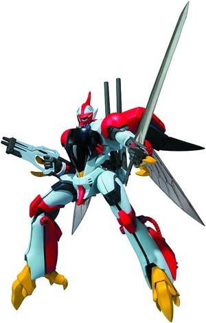 Robot Spirits #120 (Side AB) Aura Battler Billbine Action Figure