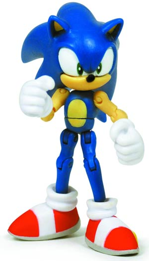 Sonic The Hedgehog 3-Inch Action Figure - Sonic