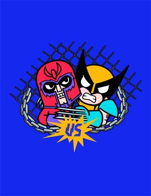 Marvel x tokidoki Clashing Pals T-Shirt Large
