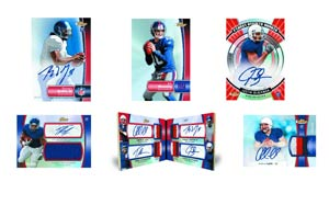 Topps 2012 Finest Football Trading Cards Outer Box