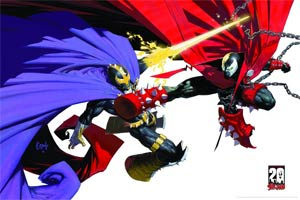 Spawn 20th Anniversary Poster #3