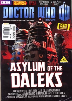 Doctor Who Magazine #451