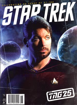 Star Trek Magazine #41 Fall 2012 Previews Exclusive Edition
