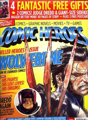 Comic Heroes Magazine #14