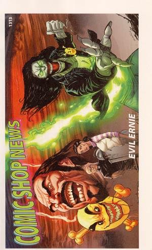 Comic Shop News #1313 - FREE - Limit 1 Per Customer