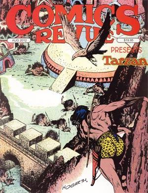 Comics Revue Presents Aug 2012