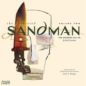 Annotated Sandman Vol 2 HC
