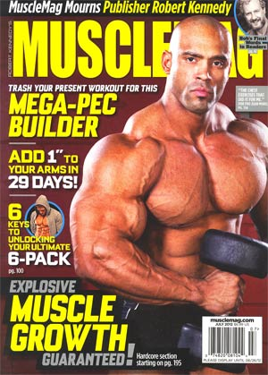 Muscle Mag #362 Jul 2012