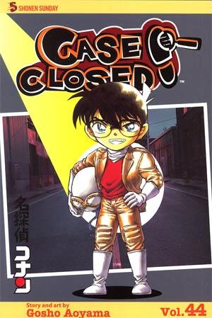 Case Closed Vol 44 GN