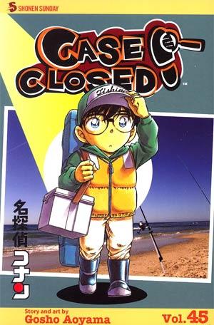 Case Closed Vol 45 GN