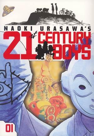 Naoki Urasawas 21st Century Boys Vol 1 TP