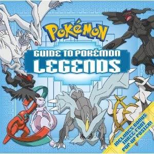 Pokemon Guide To Pokemon Legends HC