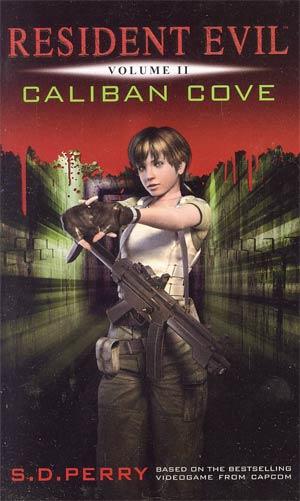 Resident Evil Vol 2 Caliban Cove MMPB Titan Edition