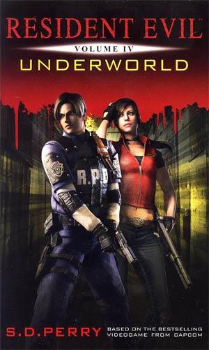 Resident Evil Vol 4 Underworld MMPB Titan Edition
