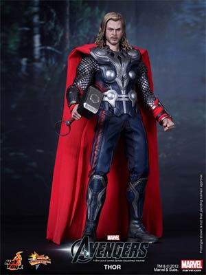 Avengers Movie Thor 12-Inch Action Figure