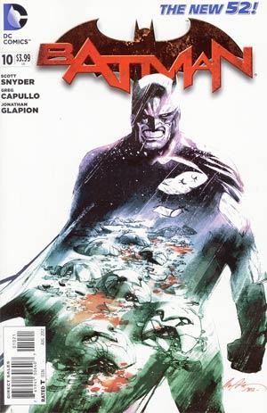 Batman Vol 2 #10 Cover B Variant Rafael Albuquerque Cover