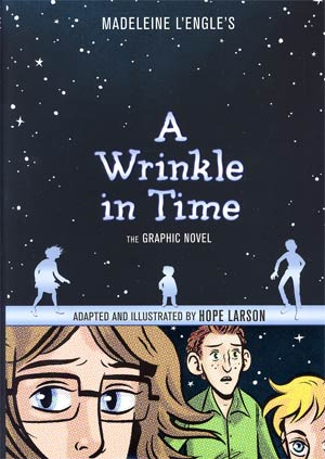 Wrinkle In Time The Graphic Novel HC