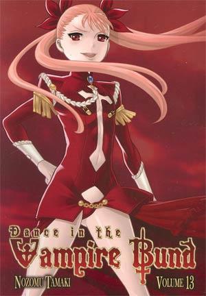 Dance In The Vampire Bund Vol 13 GN
