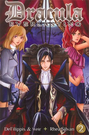 Dracula Everlasting Vol 2 GN