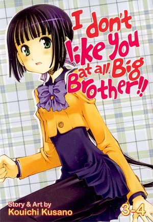 I Dont Like You At All Big Brother Vol 3 - 4 GN