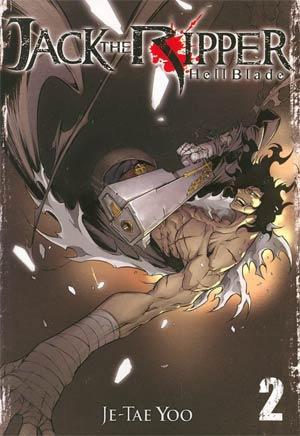 Jack The Ripper Hell Blade Vol 2 GN