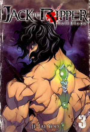 Jack The Ripper Hell Blade Vol 3 GN
