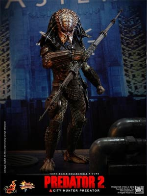Predator City Hunter 12-Inch Action Figure