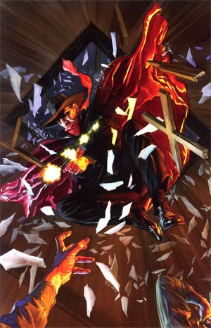 Shadow Vol 5 #3 Incentive Alex Ross Virgin Cover