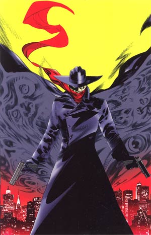 Shadow Vol 5 #3 Incentive John Cassaday Virgin Cover