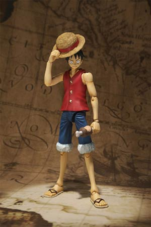 One Piece S.H.Figuarts - Monkey D. Luffy Action Figure