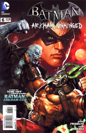 Batman Arkham Unhinged #6