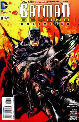 Batman Beyond Unlimited #8