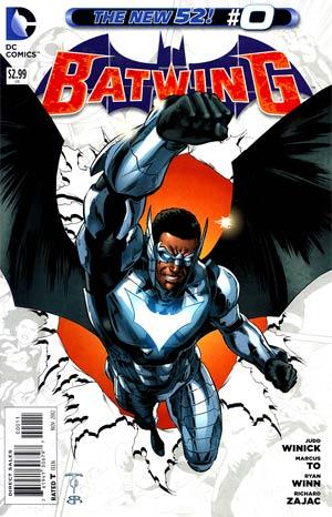 Batwing #0