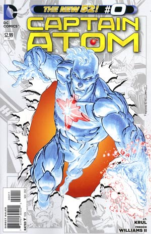 Captain Atom Vol 3 #0