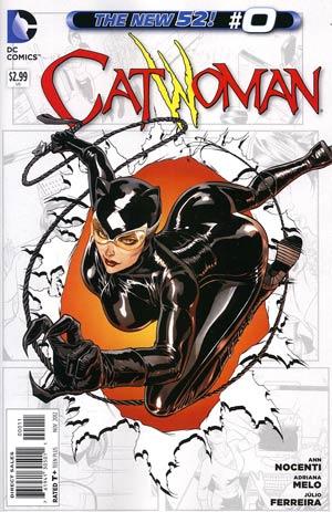 Catwoman Vol 4 #0