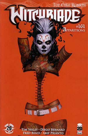 Witchblade #161 Cover A John Tyler Christopher