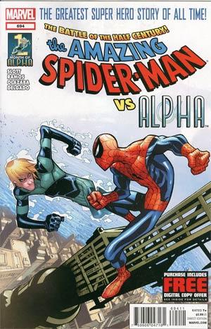 Amazing Spider-Man Vol 2 #694