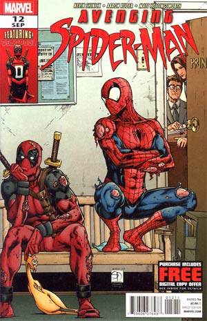 Avenging Spider-Man #12