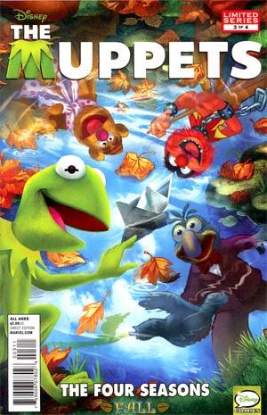 Muppets #3