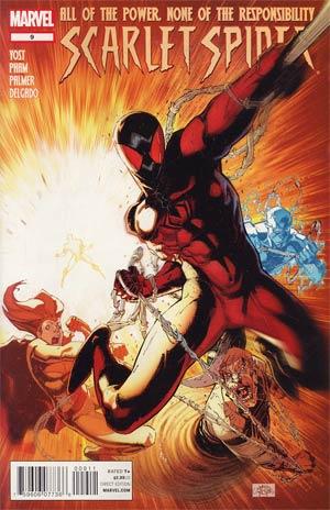 Scarlet Spider Vol 2 #9