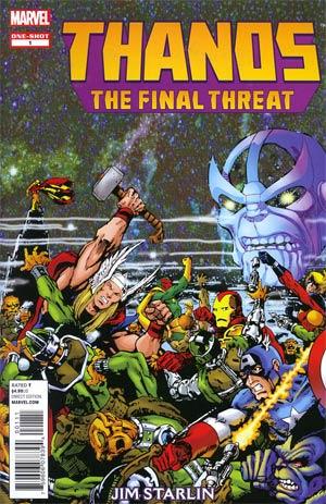 Thanos Final Threat #1