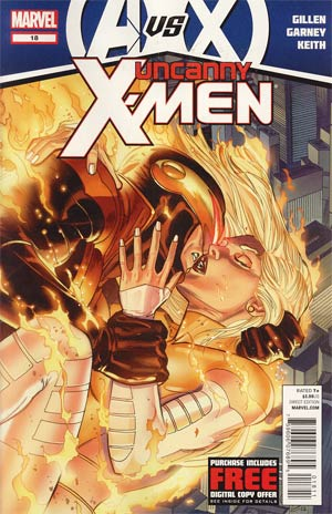 Uncanny X-Men Vol 2 #18 (Avengers vs X-Men Tie-In)