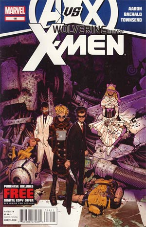 Wolverine And The X-Men #16 (Avengers vs X-Men Tie-In)
