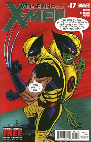 Wolverine And The X-Men #17