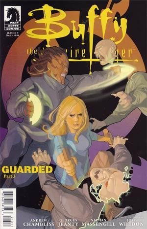 Buffy The Vampire Slayer Season 9 #13 Regular Phil Noto Cover