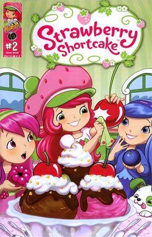 Strawberry Shortcake Vol 2 #2