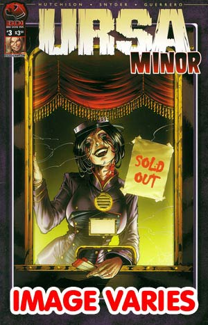 DO NOT USE Ursa Minor #3 (Filled Randomly With 1 Of 2 Covers)